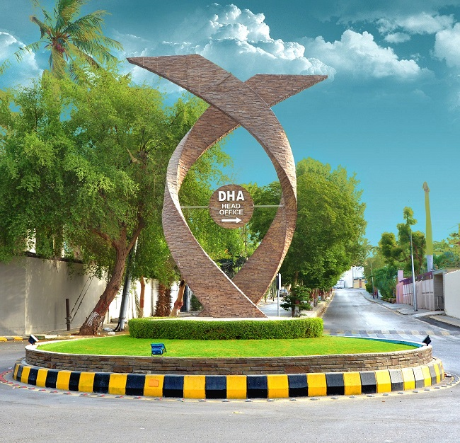 DHA Head Office Karachi